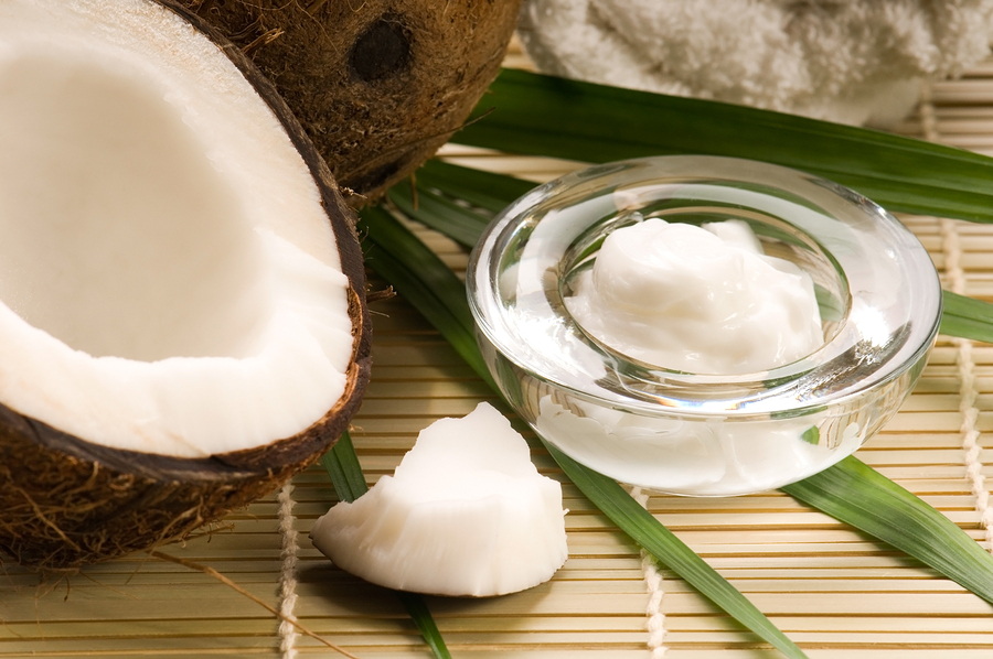 Coconut oil or coconut?
