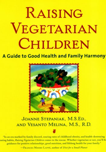 Raising Vegetarian Children high