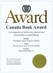 Canada Book Award