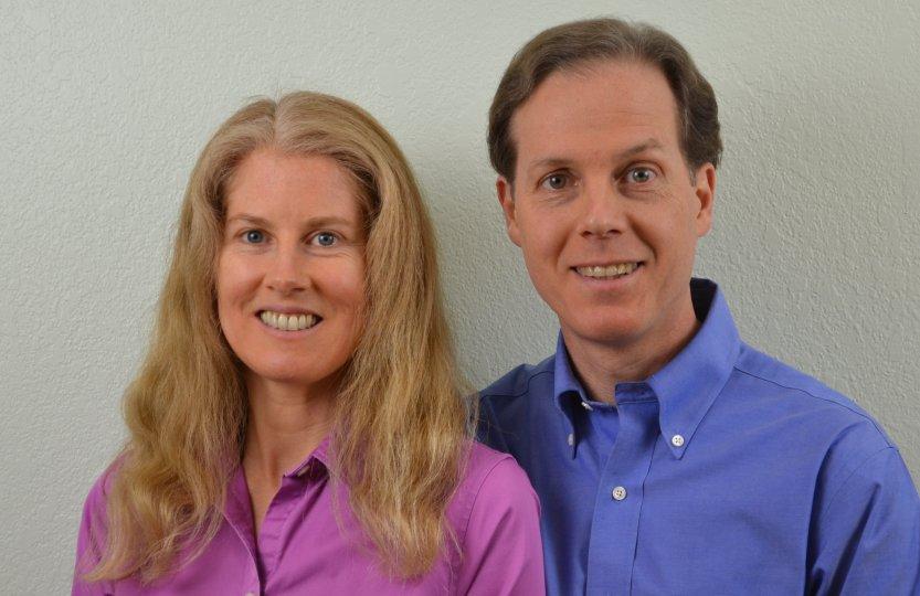 Drs. Karin and Rick Dina, D.C.