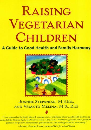 Raising Vegetarian Children high