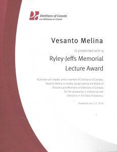 Ryley-Jeffs Memorial  Lecture
