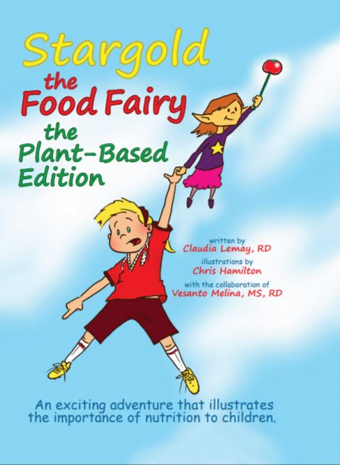 The food fairy: explaining healthy food choices for children