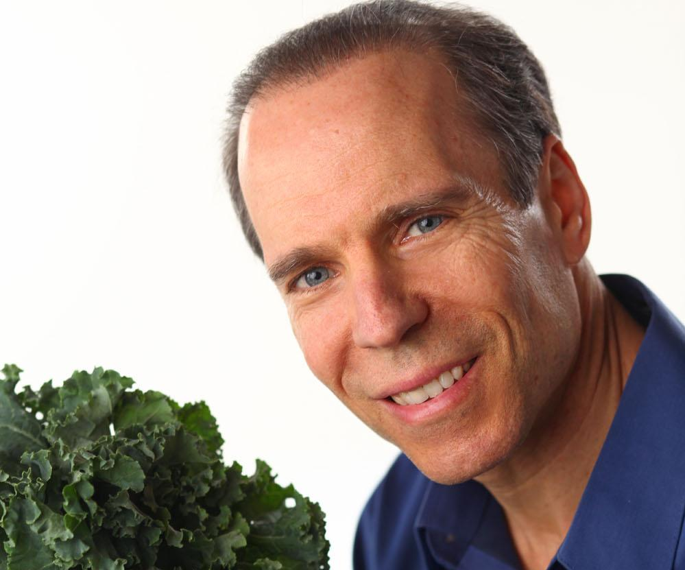 Joel Fuhrman, MD, #1 New York Times best-selling author.